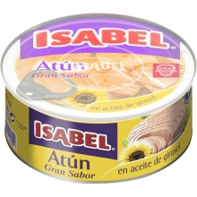 Atún ISABEL lata 950gr