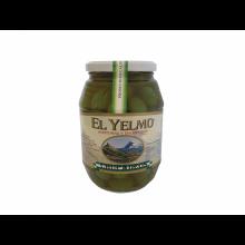 Aceitunas Chupadeos EL YELMO, tarro cristal 660gr