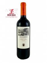 D.O. Rioja El Coto Crianza 75cl C/5+1 Botella Regalo