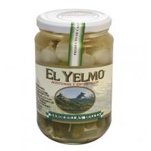Banderillas dulces EL YELMO, tarro cristal 350gr