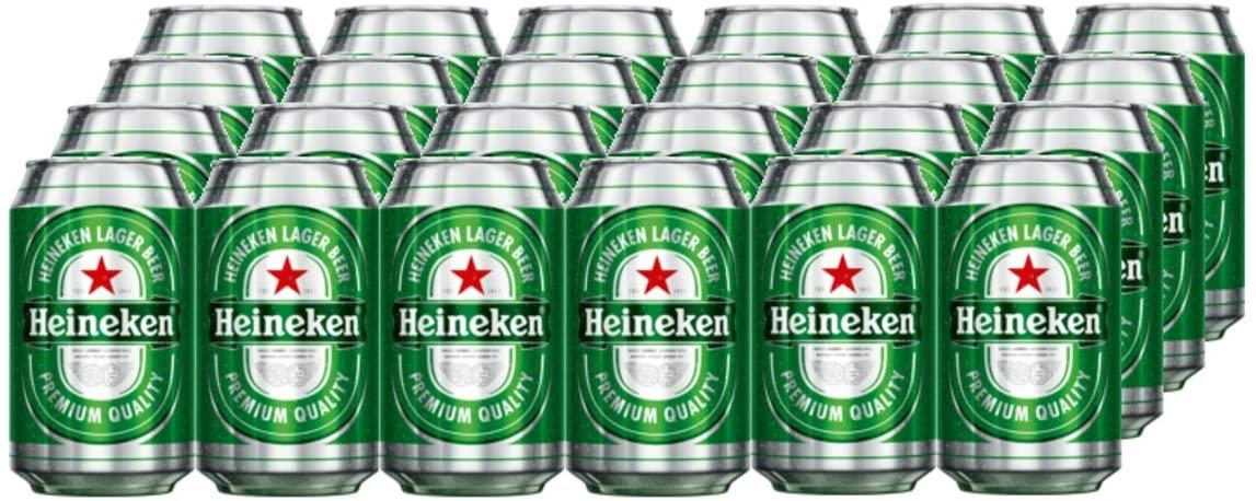 Heineken 33cl Lata C/24
