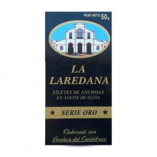 Anchoa del Cantábrico La Laredana 90g